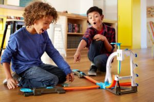 Hot Wheels Track Builder System
