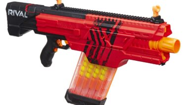 Nerf 4000 Red 2